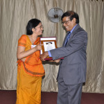 Farewell ceramony of Prof. Nimal Senanayaka and Prof. Upali Illangasekara